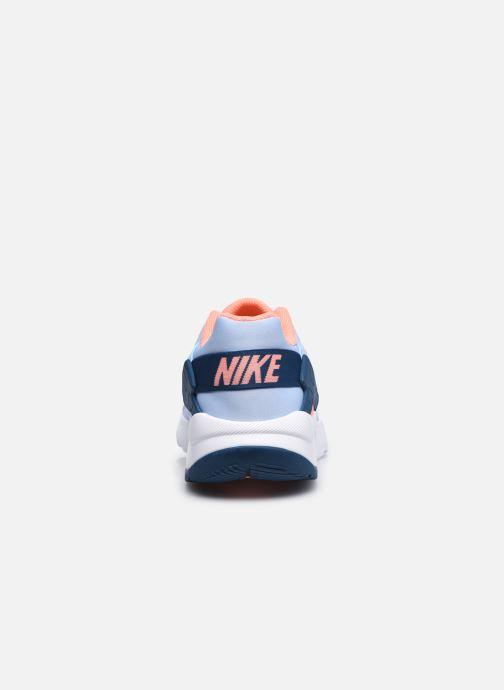 Sportschuhe Nike Nike Ld Victory (Gs) blau ansicht von rechts