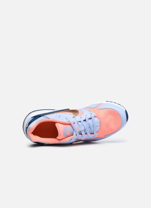 Sportschuhe Nike Nike Ld Victory (Gs) blau ansicht von links
