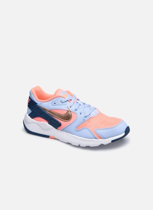 Chaussures de sport Nike Nike Ld Victory (Gs) Bleu vue détail/paire