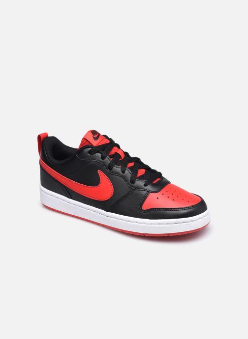 Baskets Nike Nike Court Borough Low 2 (Gs) Noir vue détail/paire