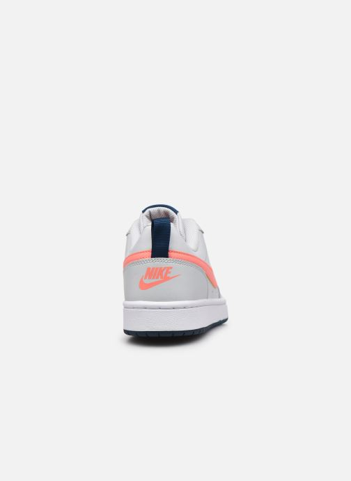 Baskets Nike Nike Court Borough Low 2 (Gs) Gris vue droite