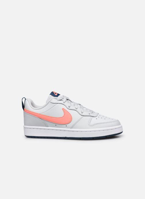 Deportivas Nike Nike Court Borough Low 2 (Gs) Gris vistra trasera