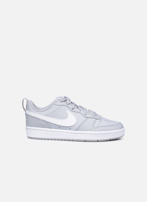 Baskets Nike Nike Court Borough Low 2 (Gs) Gris vue derrière