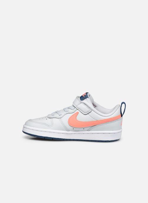 Deportivas Nike Nike Court Borough Low 2 (Psv) Gris vista de frente