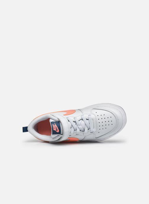 Baskets Nike Nike Court Borough Low 2 (Psv) Gris vue gauche