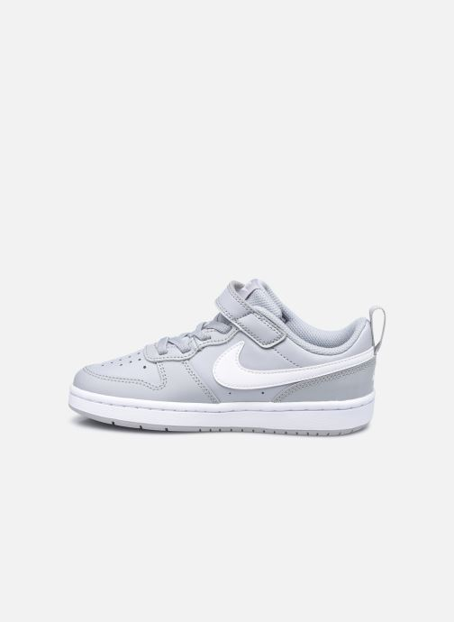 Sneakers Nike Nike Court Borough Low 2 (Psv) Grigio immagine frontale