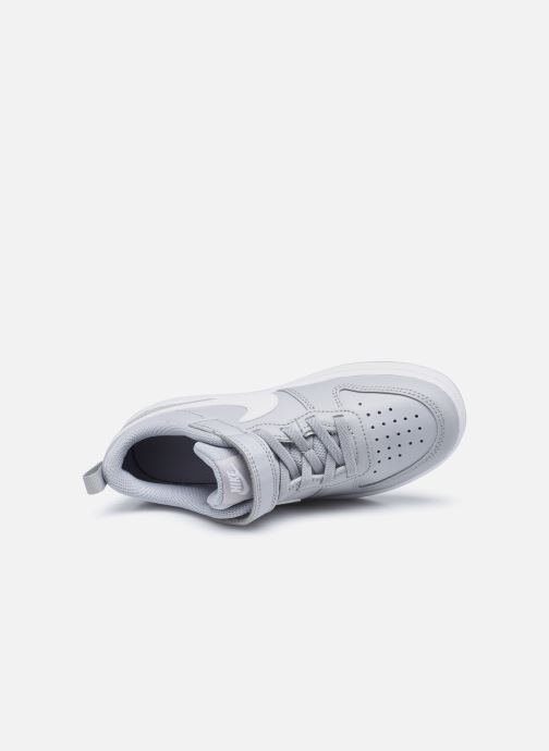 Sneakers Nike Nike Court Borough Low 2 (Psv) Grigio immagine sinistra