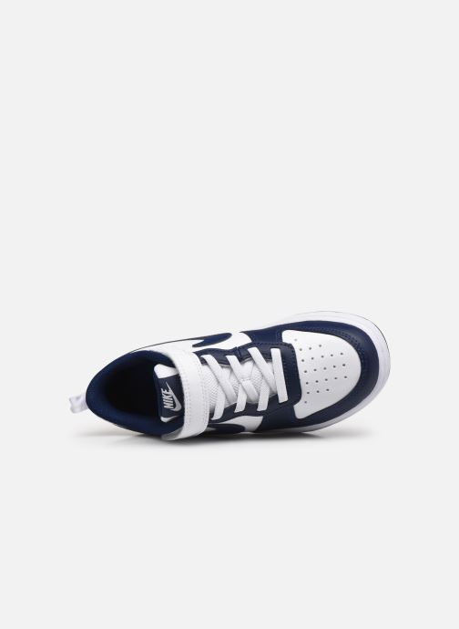 Baskets Nike Nike Court Borough Low 2 (Psv) Blanc vue gauche