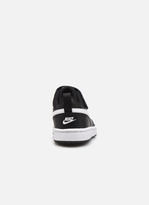 Baskets Nike Nike Court Borough Low 2 (Psv) Noir vue droite