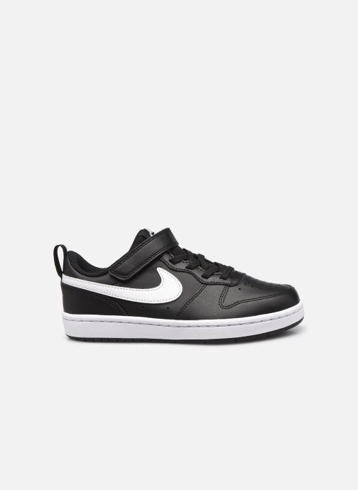 Baskets Nike Nike Court Borough Low 2 (Psv) Noir vue derrière