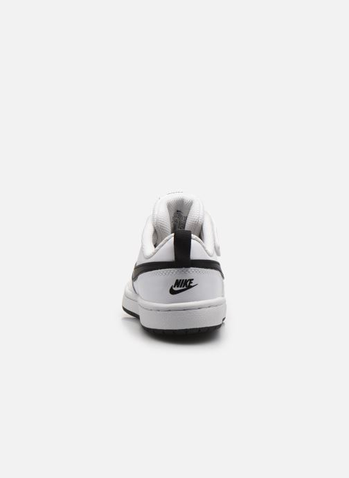Baskets Nike Nike Court Borough Low 2 (Psv) Blanc vue droite