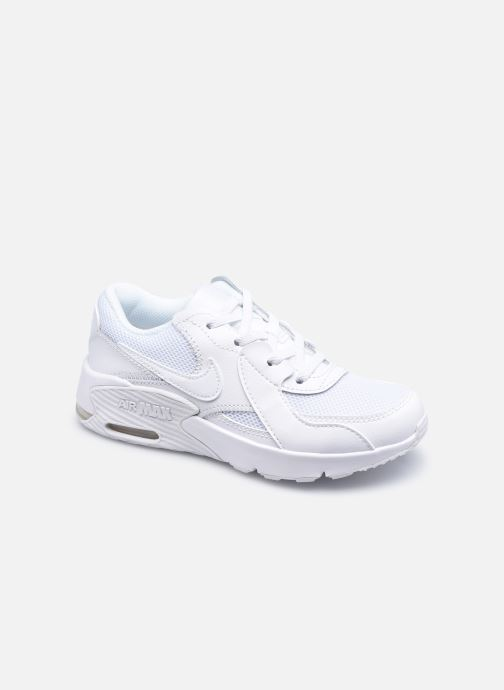 Baskets Nike Nike Air Max Excee (Ps) Blanc vue détail/paire