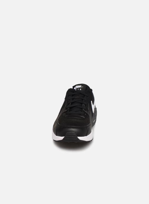 Baskets Nike Nike Air Max Excee (Gs) Noir vue portées chaussures