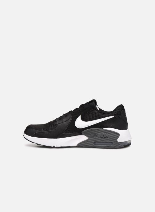 Baskets Nike Nike Air Max Excee (Gs) Noir vue face