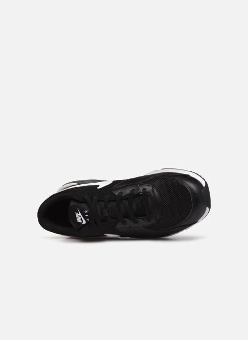 Deportivas Nike Nike Air Max Excee (Gs) Negro vista lateral izquierda