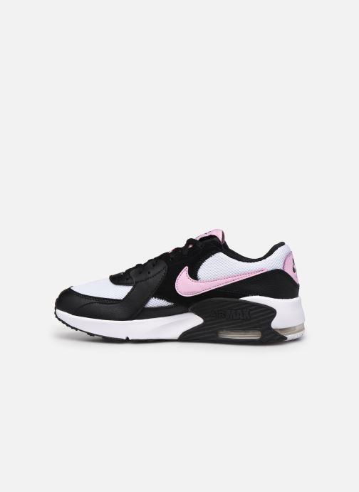 Sneaker Nike Nike Air Max Excee (Gs) schwarz ansicht von vorne