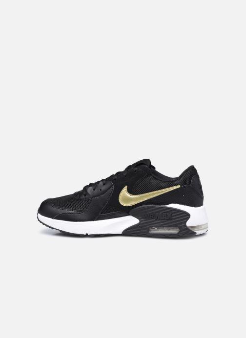 Deportivas Nike Nike Air Max Excee (Gs) Negro vista de frente