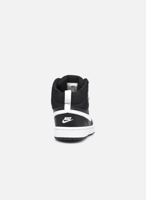 Sneakers Nike Court Borough Mid 2 (Psv) Zwart rechts