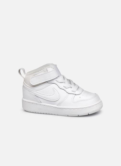 Sneaker Nike Court Borough Mid 2 (Tdv) weiß ansicht von hinten