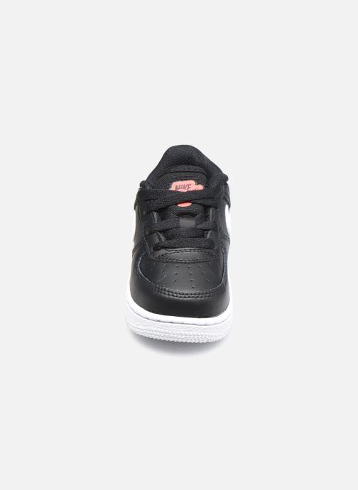 Sneaker Nike Force 1 Ww (Td) schwarz schuhe getragen