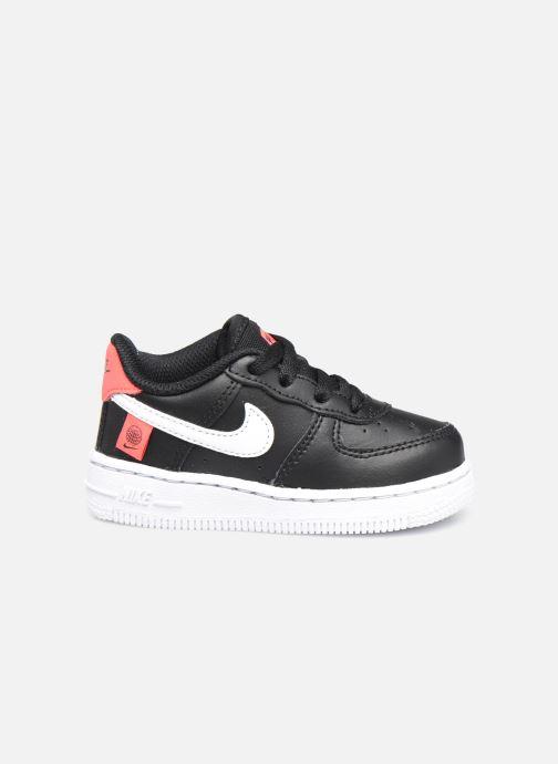 Sneaker Nike Force 1 Ww (Td) schwarz ansicht von hinten