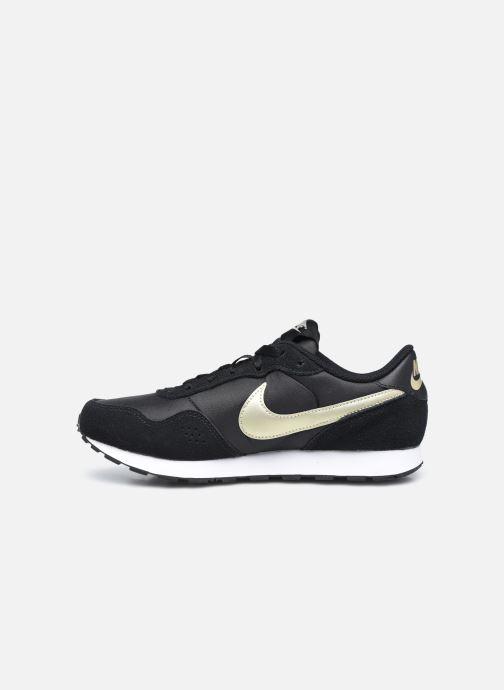 Deportivas Nike Nike Md Valiant (Gs) Negro vista de frente