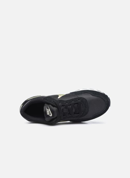 Deportivas Nike Nike Md Valiant (Gs) Negro vista lateral izquierda