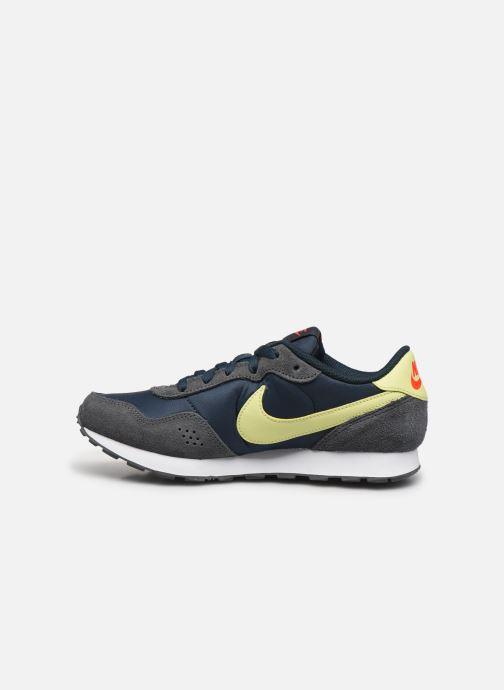 Deportivas Nike Nike Md Valiant (Gs) Gris vista de frente