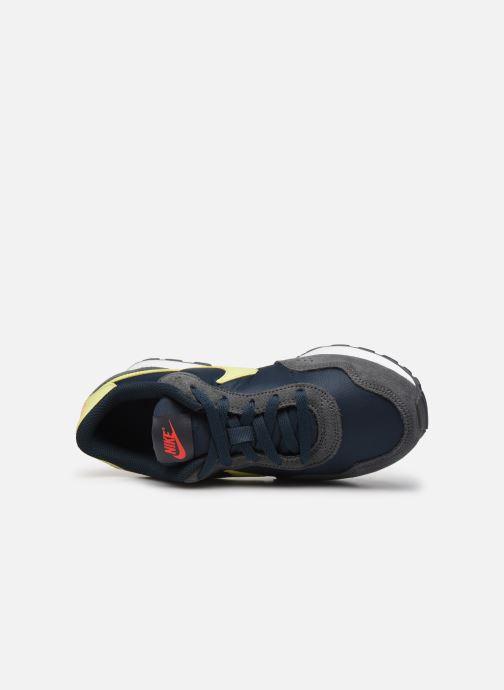 Deportivas Nike Nike Md Valiant (Gs) Gris vista lateral izquierda