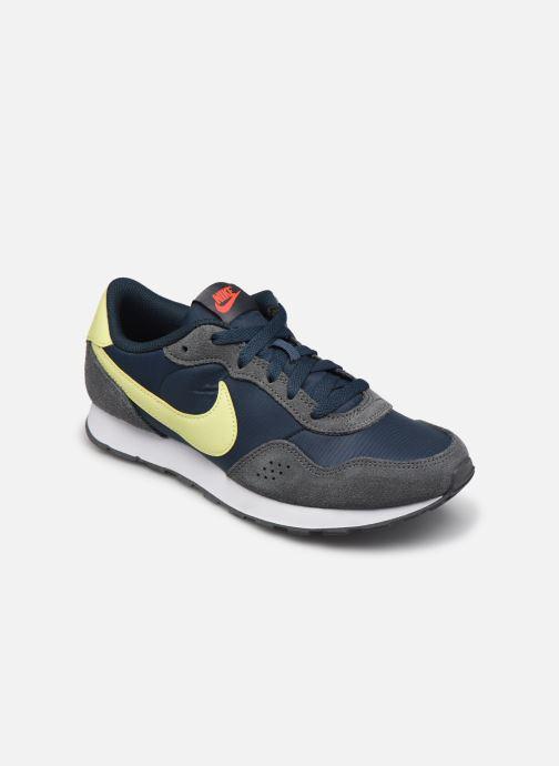 Deportivas Nike Nike Md Valiant (Gs) Gris vista de detalle / par