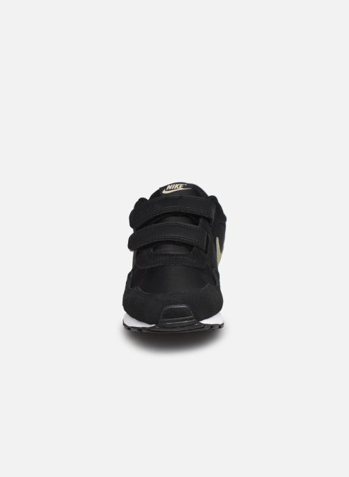 Baskets Nike Nike Md Valiant (Psv) Noir vue portées chaussures