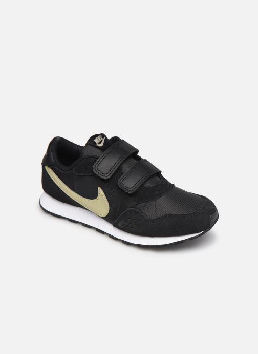 Baskets Nike Nike Md Valiant (Psv) Noir vue détail/paire