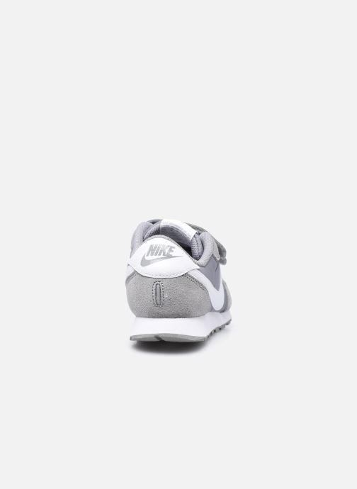 Sneaker Nike Nike Md Valiant (Psv) grau ansicht von rechts