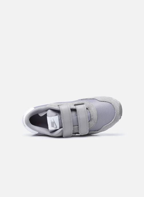 Sneaker Nike Nike Md Valiant (Psv) grau ansicht von links