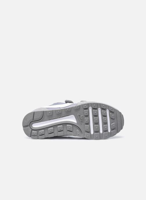 Sneaker Nike Nike Md Valiant (Psv) grau ansicht von oben
