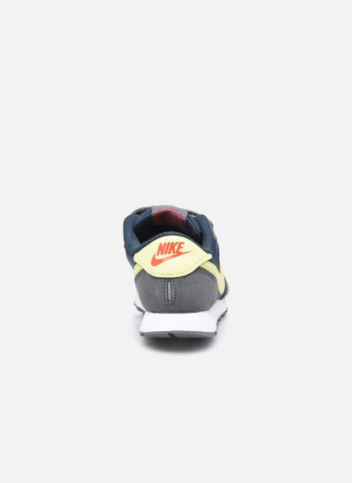 Baskets Nike Nike Md Valiant (Psv) Gris vue droite