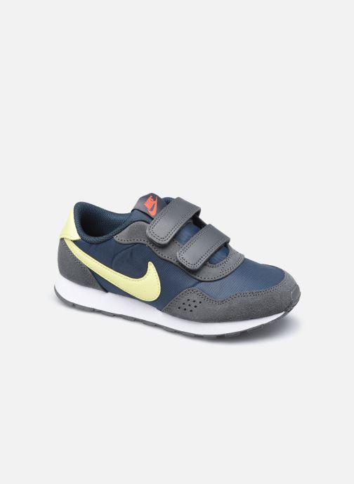 Sneaker Nike Nike Md Valiant (Psv) grau detaillierte ansicht/modell