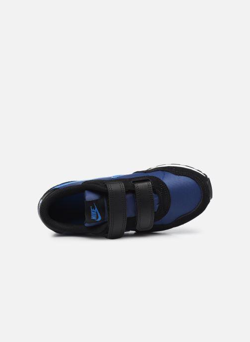 Sneaker Nike Nike Md Valiant (Psv) blau ansicht von links