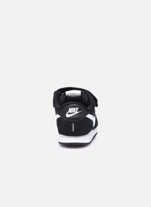 Sneaker Nike Nike Md Valiant (Tdv) schwarz ansicht von rechts