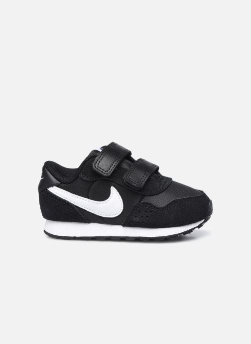 Sneaker Nike Nike Md Valiant (Tdv) schwarz ansicht von hinten