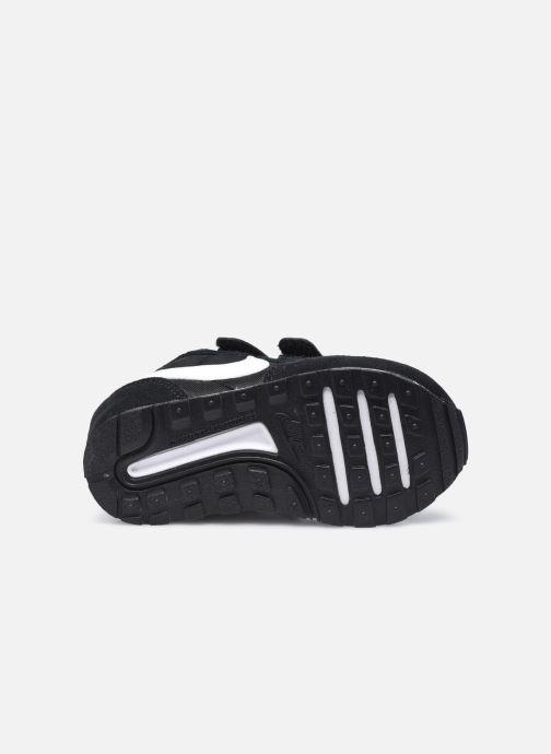 Sneaker Nike Nike Md Valiant (Tdv) schwarz ansicht von oben