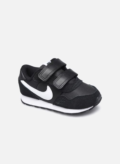 Sneaker Nike Nike Md Valiant (Tdv) schwarz detaillierte ansicht/modell