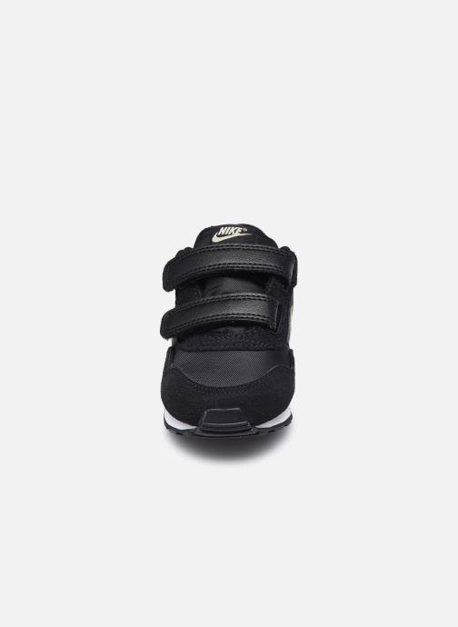 Baskets Nike Nike Md Valiant (Tdv) Noir vue portées chaussures