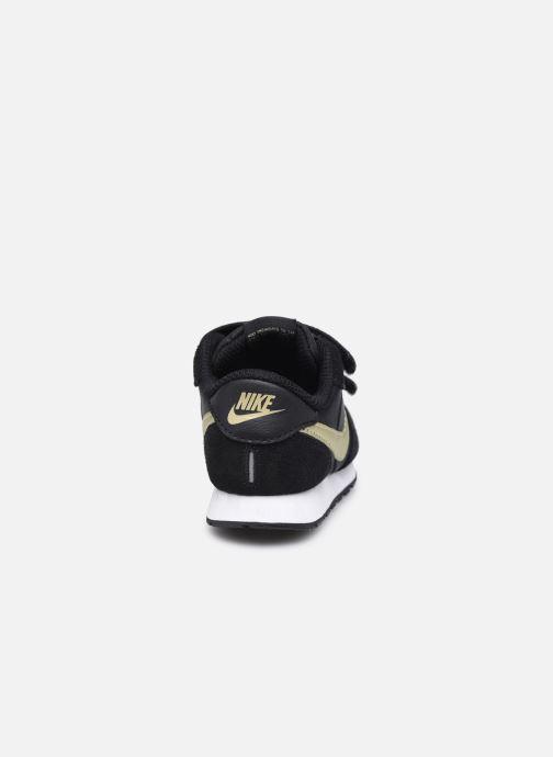 Baskets Nike Nike Md Valiant (Tdv) Noir vue droite