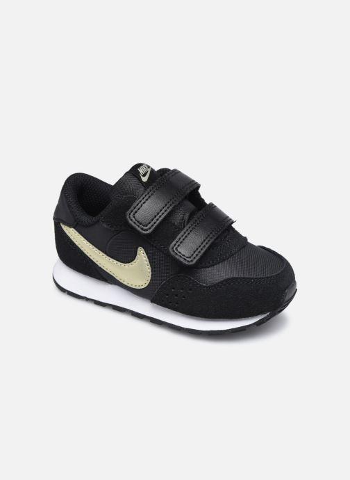 Baskets Nike Nike Md Valiant (Tdv) Noir vue détail/paire
