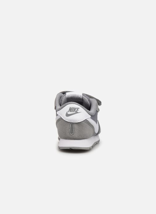Deportivas Nike Nike Md Valiant (Tdv) Gris vista lateral derecha