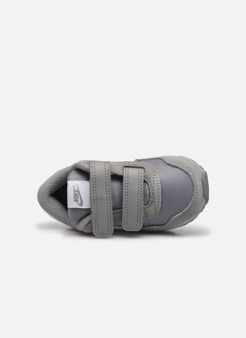 Sneakers Nike Nike Md Valiant (Tdv) Grigio immagine sinistra