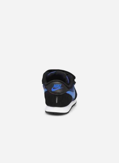 Sneaker Nike Nike Md Valiant (Tdv) blau ansicht von rechts