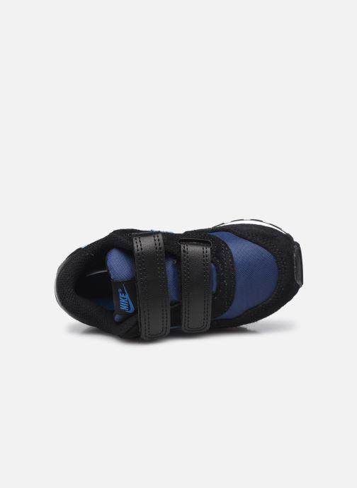 Sneaker Nike Nike Md Valiant (Tdv) blau ansicht von links