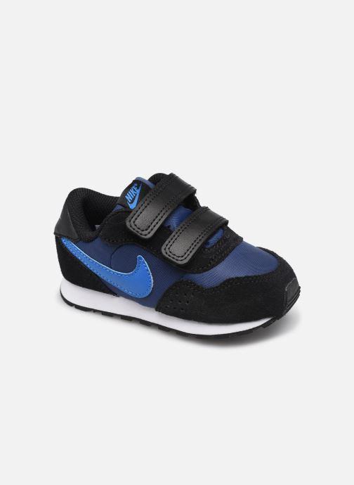 Sneaker Nike Nike Md Valiant (Tdv) blau detaillierte ansicht/modell